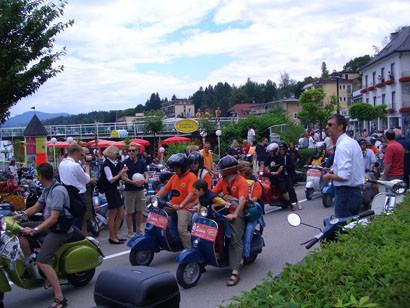 World Vespa Days esta semana en San Marino