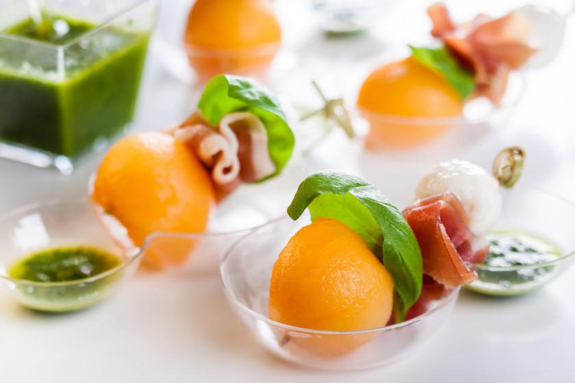 Nueve formas originales de presentar tus aperitivos en el - Aperitivos frios originales ...