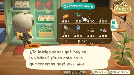 Animal Crossing New Horizons Calabazas 02