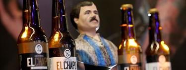 Crean cerveza artesanal con la imagen de El Chapo, el capo mexicano más famoso del mundo