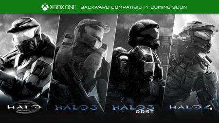 Halo 5 se verá en 4K reales en Xbox One X y todas las entregas de Xbox 360 serán retrocompatibles a finales de año