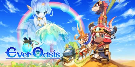 El nuevo tráiler de Ever Oasis repasa algunos de sus aspectos principales antes de su llegada a Nintendo 3DS