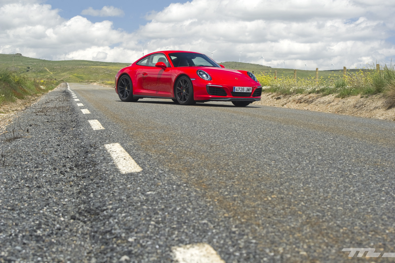 Foto de Porsche 911 Carrera 4S, prueba (1/28)