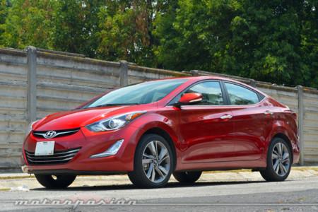 Hyundai Elantra Limited, prueba (parte 1)