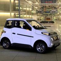 Zetta, el coche eléctrico ruso que promete 200 kilómetros de autonomía por menos de 6.000 euros al cambio