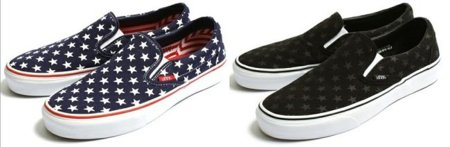 Star Pack de zapatillas Vans Slip-On
