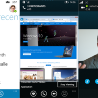 """Skype for Business"" ya está disponible para descargar en Windows Phone 8"