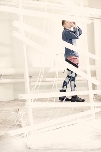 Tendencia de pasarela: los jeans con efecto lejía II