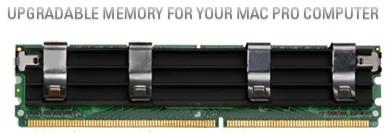 Memorias RAM de Corsair optimizadas para el Mac Pro