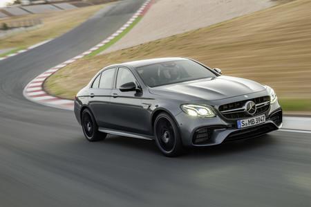 Mercedes-AMG E 63 4Matic+ y E 63 S 4Matic+