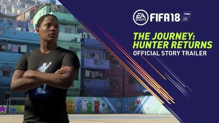 FIFA 18: Alex Hunter iniciará su carrera internacional en la segunda temporada de El Camino