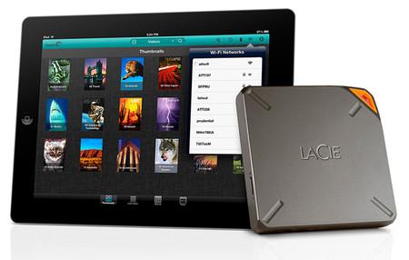 LaCie actualiza su disco duro FUEL con el doble de capacidad, ahora 2TB para todos nuestros dispositivos