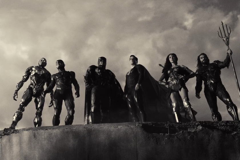 'La Liga de la Justicia de Zack Snyder: La justicia es gris': cómo la ausencia de color hace aún mejor el magnum opus superheróico del director