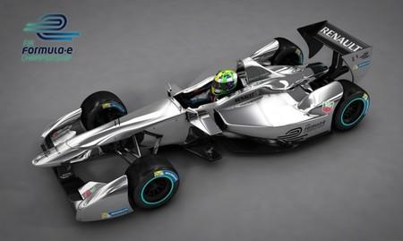 Fórmula E Spark-Renault car 04