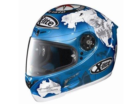 El casco de mis sueños