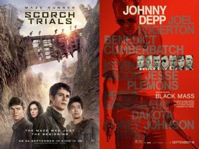 Taquilla USA | Johnny Depp no alcanza al corredor del laberinto