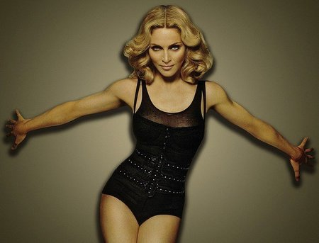 Pon tu culo en forma con Madonna