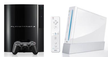 PlayStation 3 y Wii agotadas en EEUU