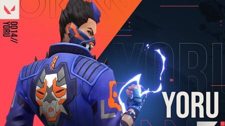 Así se las gasta Yoru, el nuevo agente del inminente Episodio 2 de Valorant, en este par de gameplays