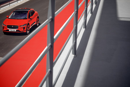 Jaguar I Pace First Edition delantera