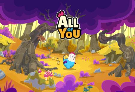 'All of You': una genial aventura de puzles 'made in Spain' aterriza en Apple Arcade