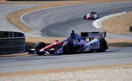 Sato IndyCar 2013