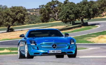 Mercedes Amg Sls Electric Drive 1