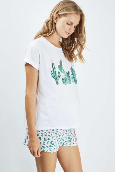 Pijama Premama Cactus Topshop