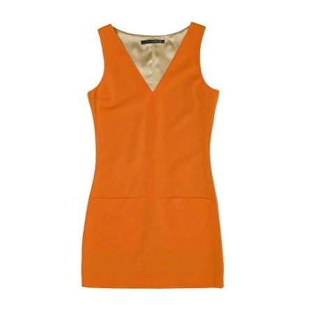 Zara Primavera-Verano 2011 vestido color
