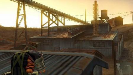 'Metal Gear Solid: Peace Walker', nuevas imágenes