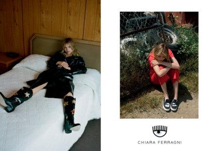 Chiara Ferragni Collection ha madurado, y así lo demuestra en su campaña Otoño-Invierno 2016/2017