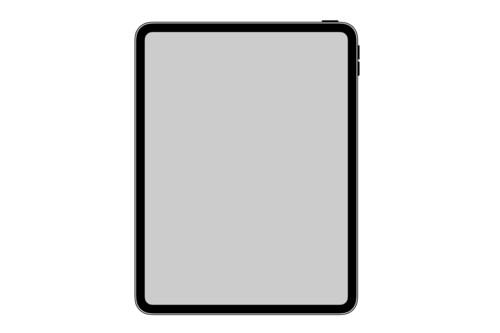 Descubierto en iOS 12 un icono del iPad Pro con marcos reducidos, sin botón Home y nada de 'notch'