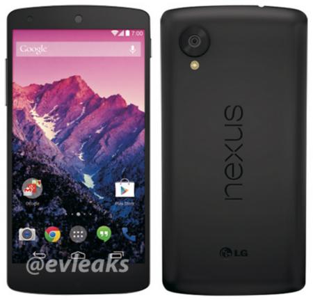 Nexus 5 Negro