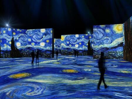 Van Gogh Angle1 Starry Night 300dpi