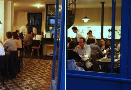 Restaurante Septime Paris 1