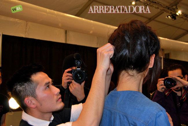Foto de Maquillaje de Pasarela: Toni Francesc en la Semana de la Moda de Nueva York 2 (4/24)