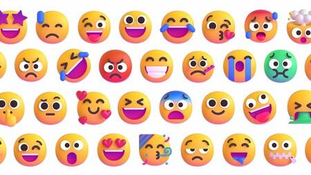 Microsoft rediseña su cartera de emojis: los colores planos dejan paso al 3D y a las nuevas realidades postpandemia