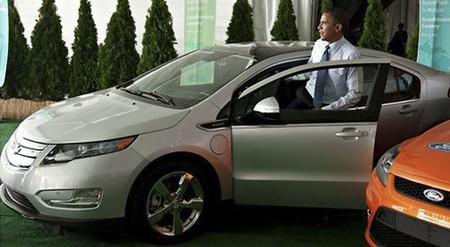 Obama pretende aumentar los fondos para el desarrollo del vehículo eléctrico
