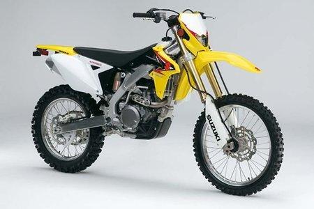 Suzuki rmx 450 2011
