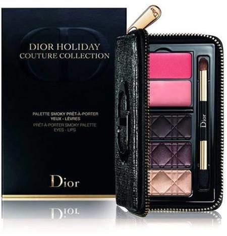 Dior Holiday 2015 Couture Pret A Porter Smoky Palette