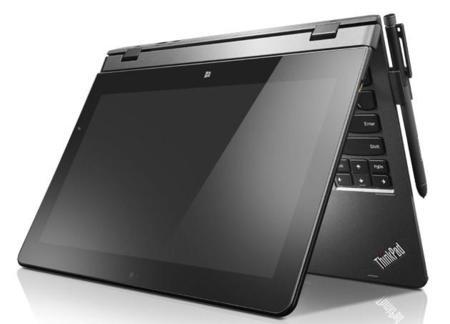 El nuevo Lenovo ThinkPad Helix adelgaza y pierde los ventiladores