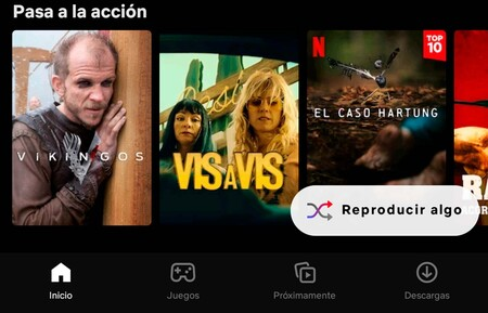 Netflix Aleatorio