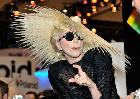 ¿Lady Gaga o deberíamos decir... Lady Coca?