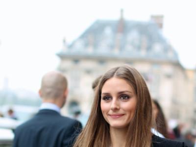 Street Style Semana de la Moda de París: Olivia Palermo, aparece en escena
