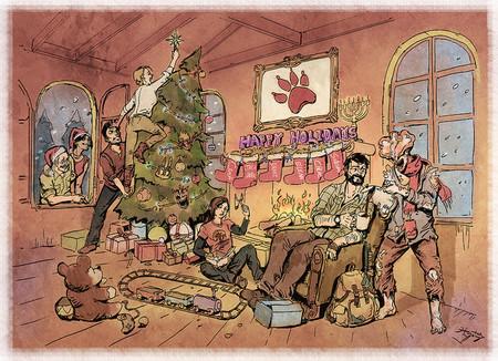 Naughty Dog Navidad 01