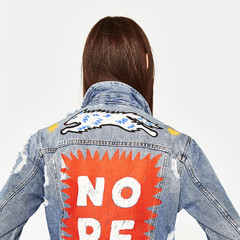 Foto 10 de 14 de la galería zara-trf-denim en Trendencias