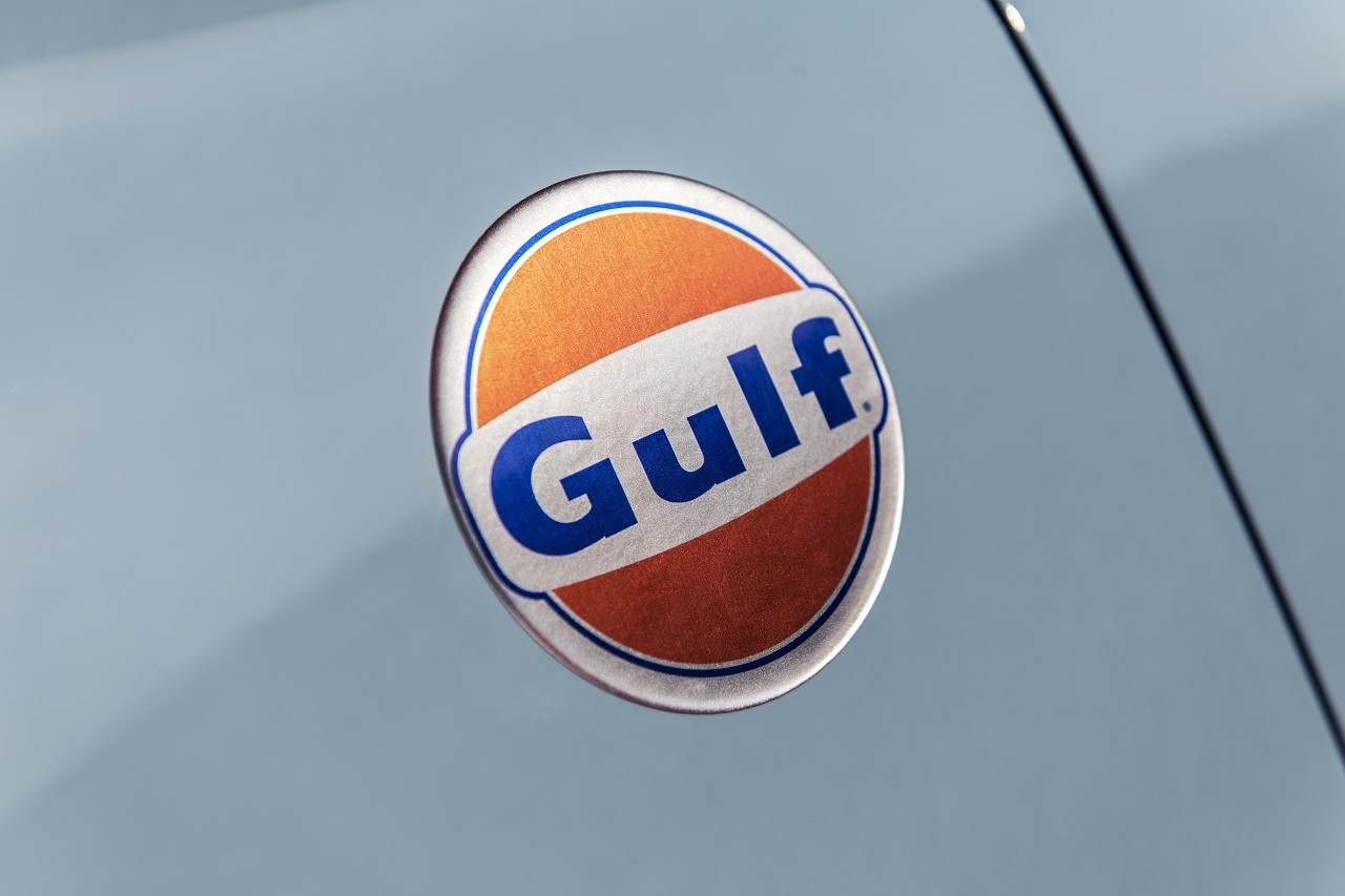 Foto de Ford Mustang Gulf Heritage Edition (27/38)