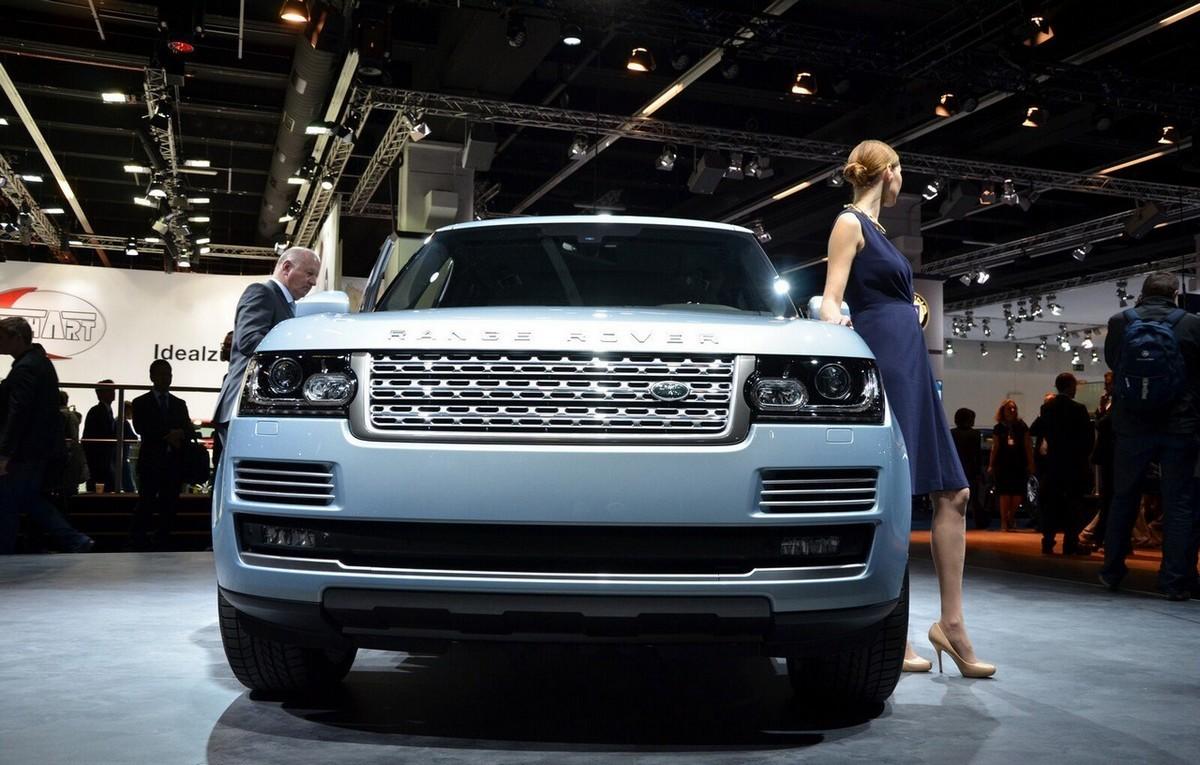 Foto de Range Rover Hybrid (6/9)