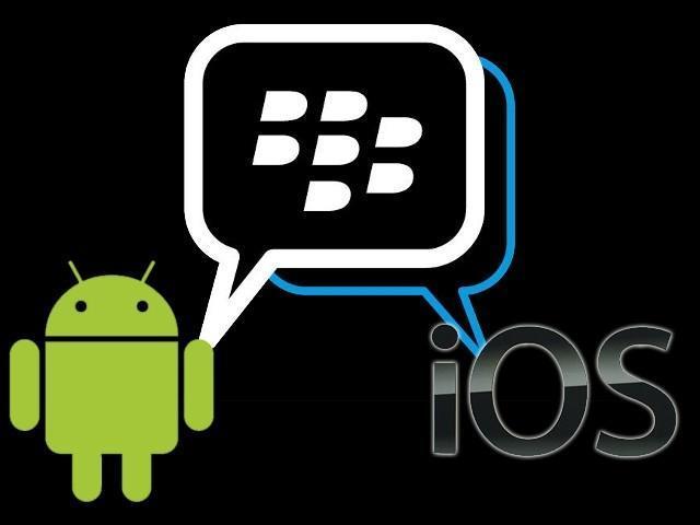 BBM para Android disponible