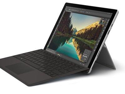Microsoft Surface Pro 4 128GB + Teclado con 250 euros de descuento